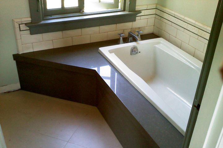 Stoneman Fabrications - shower and tub surrounds